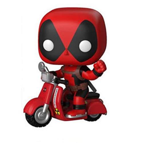 ZEwe Pop Deadpool Mini Q VERSIÓN 3.9UTCHES COLECCIÓN ACCIÓN PVC Figura EP PVC