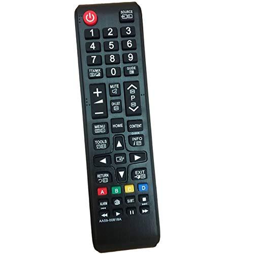 Nuovo telecomando TV di ricambio AA59-00818A per Samsung smart TV LCD LED 3D - Non è necessario installare il telecomando universale