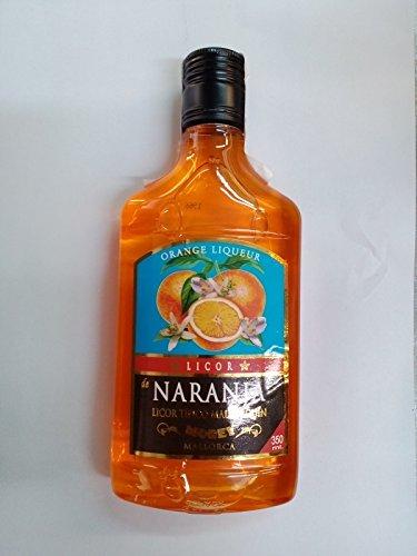 Licor Naranja