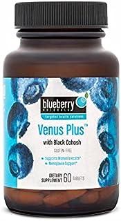 Blueberry Naturals Venus Plus Tablets 60's