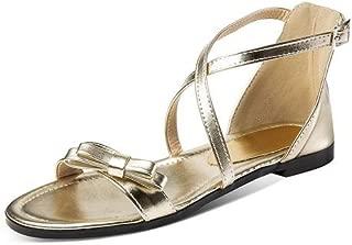 BalaMasa Womens ASL06908 Pu Fashion Sandals