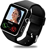 Fitness Tracker Smart Watch, with Heart Rate Monitor and Sleep Monitor,IP67 Waterproof Activity Tracker Watch compatiable with iOS Android Smartphone Smart Watch for Women Men