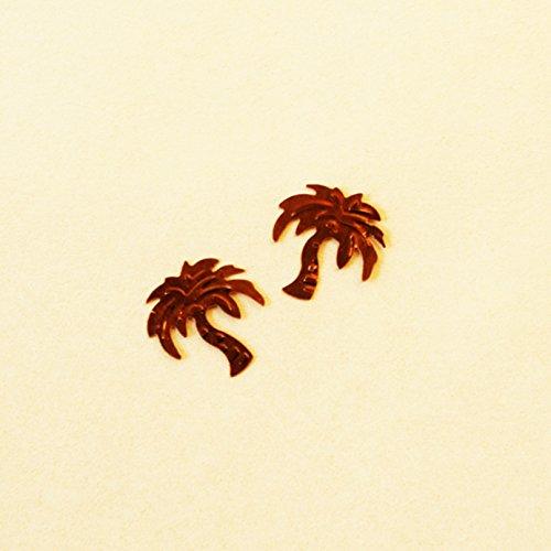HOBI Confettis Palmier Marron