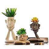 Decoración del hogar Moderno Minimalista Figura Abstracta decoración Personalidad...