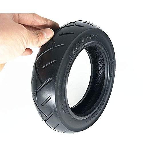 BBNBY Neumáticos para patinetes eléctricos 8 1 / 2x2 Neumáticos Interiores y Exteriores Gruesos y Resistentes al Desgaste Adecuados para cochecitos de patinetes eléctricos de 8.5 Pulgadas 50-134,