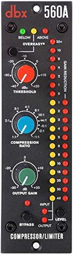 New dbx 560A Compact, Professional Compressor/Limiter.