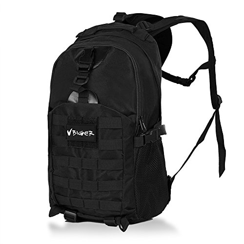 VBIGER Tactical Backpack Camping Backpack 35L-45L for Outdoor Travelling Hiking and Mountain...
