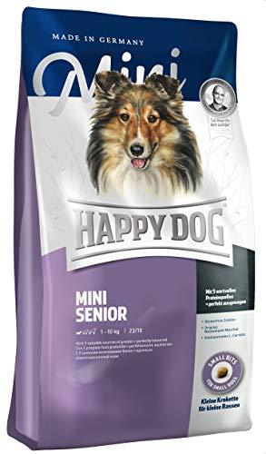 Happy Dog 60105 Hundefutter Mini Senior, 4 kg, L