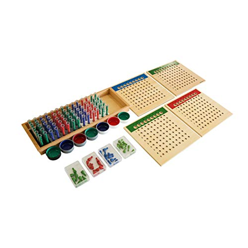 MONTESSORI OUTLET Long Division