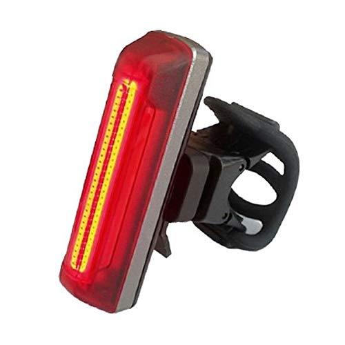 RIDERS Luz Trasera de Día F71. USB Rechargable. 120 LM