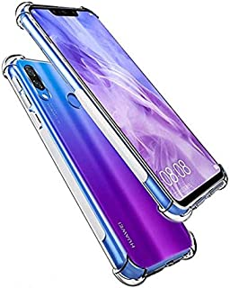 Shockproof Back Soft Silicone Cover for Huawei Nova 4
