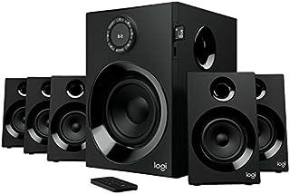 LOGITECH Z607 5.1 Surround Sound with Bluetooth music