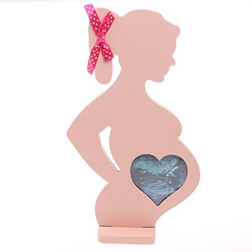 ULTNICE Frauen Bilderrahmen schwangere dekorative Requisiten für Hochzeit Ornamente Dekor