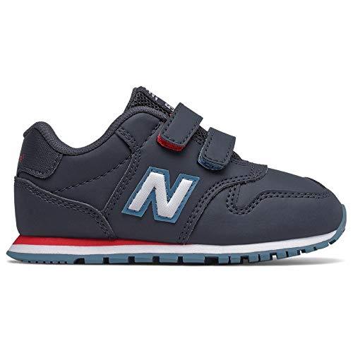 New Balance IV500RNR, Zapatillas Deportivas Unisex niños, Navy, 27 EU