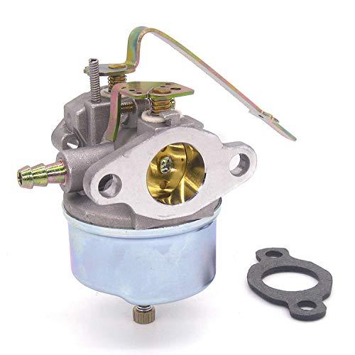 PANGUN Carburateur pour Tecumseh Carb H30 H35 H50 Go Kart Vintage Mini Velo Souffleuses A Neige Nettoyeur Haute Pression 632615 632208 632589