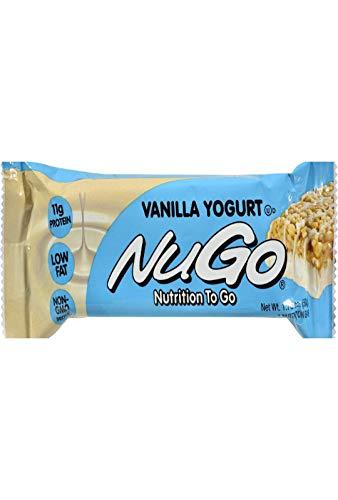 NuGo Nutrition Nugo To Go Bars Vanilla Yogurt 15/1.76 oz Bar(S)