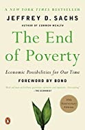 Book cover: The End of Poverty by Jeffrey Sachs