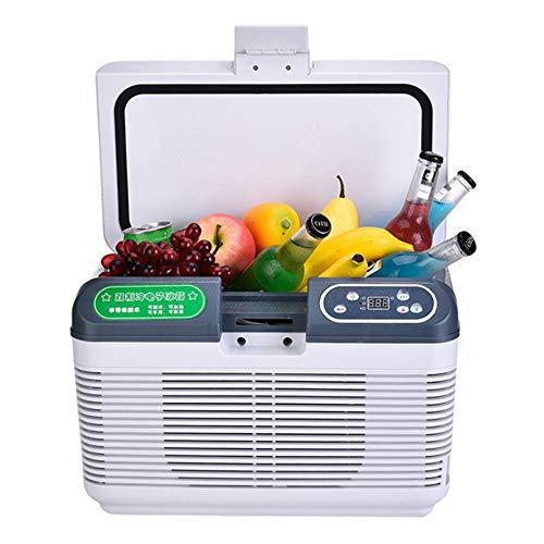 GONG-YUL LGL-minixb congelatore Piccolo, Portatile for Auto Frigorifero Compressor Mini Auto Frigo Camion congelatore Domestico Viaggi Dual-Core del Dispositivo di Raffreddamento Box