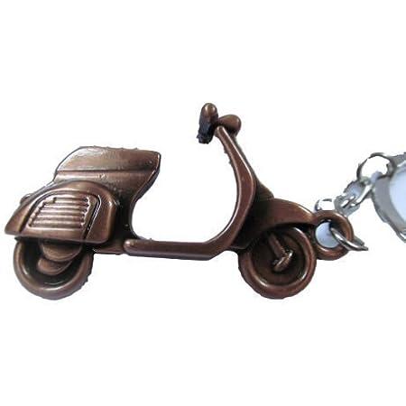 H-Customs Scooter Scooter Porte-cl/és Pendentif