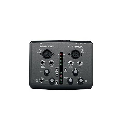 M-audio M-Track-Interfaccia audio USB 2-Stock