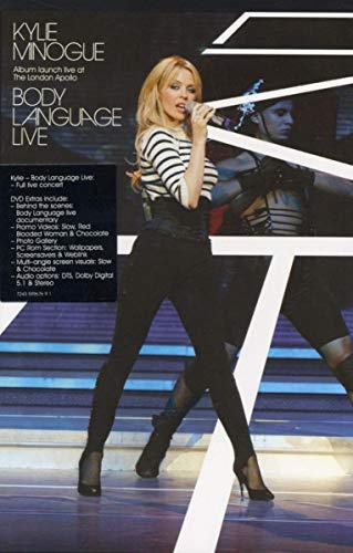 Kylie Minogue - Body Language Live