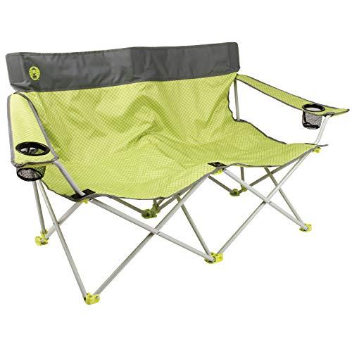 Coleman 2000019354 Quattro Lax Double Quad Chair