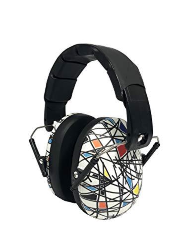 BanZ Kidz Protection auditive pour enfants (Motif arabesques)