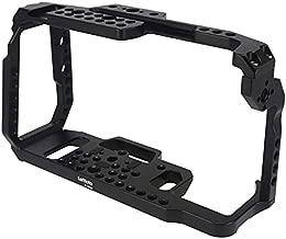 Camera Full Cage for BMPCC 4K 6K Blackmagic Design Pocket Cinema Camera 4K & 6K Cage with Cold Shoe/hex Wrench