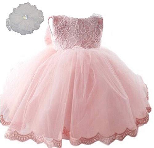 puni't day ベビー ドレス バースデー 結婚式 誕生日 プリンセス 寝相アート ワンピース パニエ ヘアアクセセット …