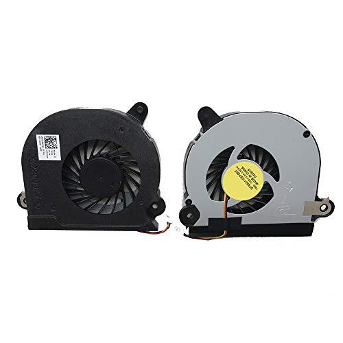 Ventilador de refrigeración de CPU para Ordenador portátil para DELL Inspiron 15R 5520 5525 7520 Vostro 3560 DFS501105FQ0T FB95 0Y5HVW Y5HVW DC5V 0.5A Nuevo
