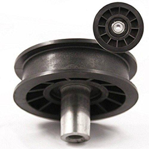 grasmaaiers onderdelen 12644 roterende Idler katrol compatibel met ambachtsman 179114, Husqvarna 532179114