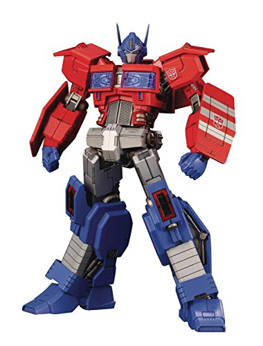 Flame Toys Transformers Optimus Prime IDW Ver. Furai Model