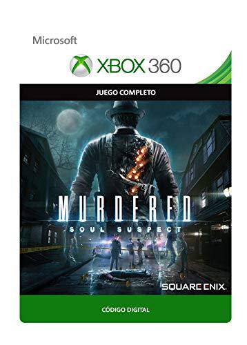 Murdered: Soul Suspect  | Xbox 360 - Código de descarga