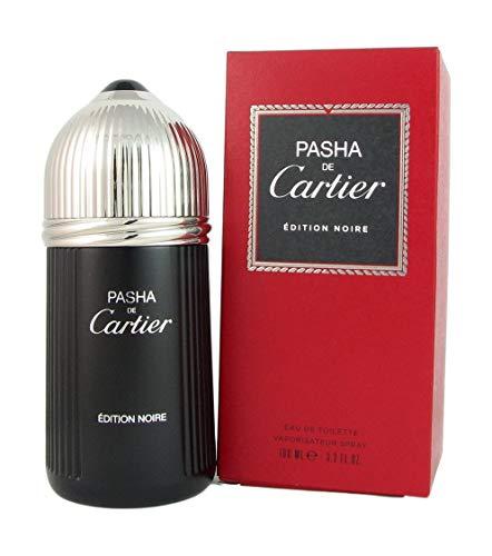Cartier Pasha Édition Noire Eau de Toilette Spray 100ml