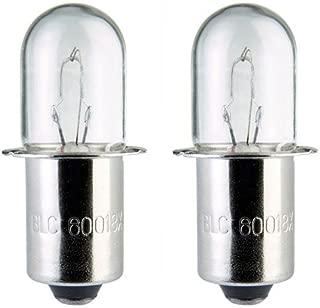 Makita 2 Pack Replacement Bulb for 18 Volt Flashlight - MAKA90261
