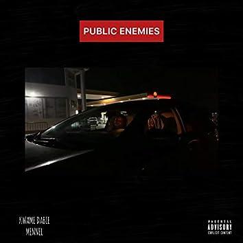 Public Enemies Freestyle (feat. Mennel)