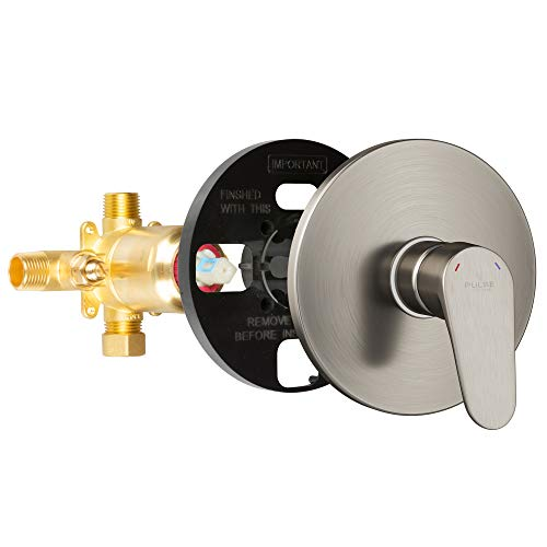 PULSE ShowerSpas 3001-RIV-PB-BN Tru-Temp Mixing Valve