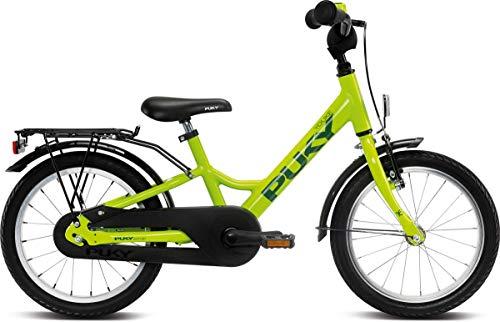 Puky Youke 16''-1 Alu Kinder Fahrrad grün