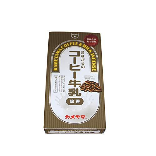 ミニ線香 コーヒー牛乳 線香 約50g 昔ながらのコーヒー牛乳の香り