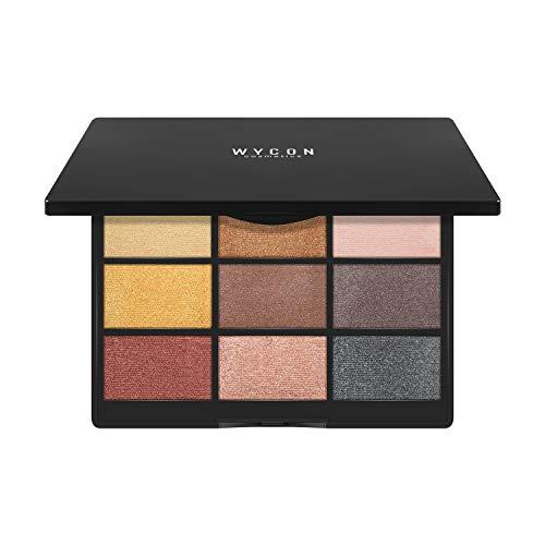 WYCON cosmetics QUICK PALETTE EYESHADOW SATIN palette di ombretti con finish satin