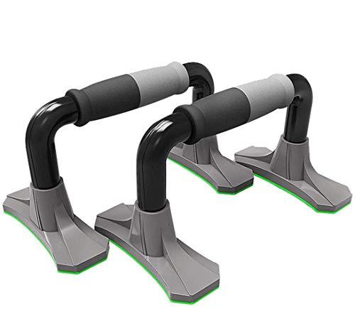 SISHUINIANHUA gevormde push-up beugel antislip hoge dichtheid schuim handvat spier gebouw borst Expander rubber zuignappen hoge sterkte ABS Engineering