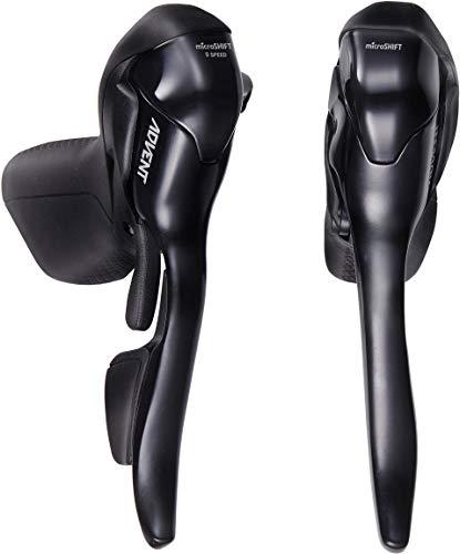 Microshift Advent SB-M090 Shift/Brake Lever Right/Left 1 x 9-Speed Black 2020 Bremshebel