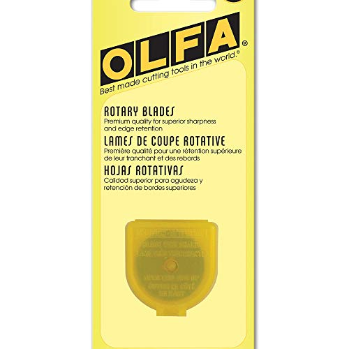 Olfa Rotary Blade Refill (10 per Package) - 28 Millimeters