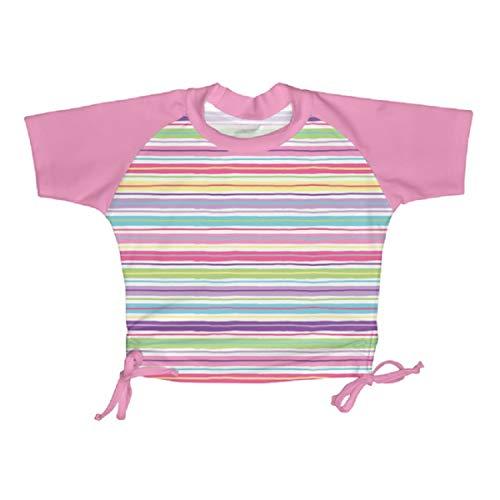 I Play – Natation T-shirt pour bébé pour fille - -