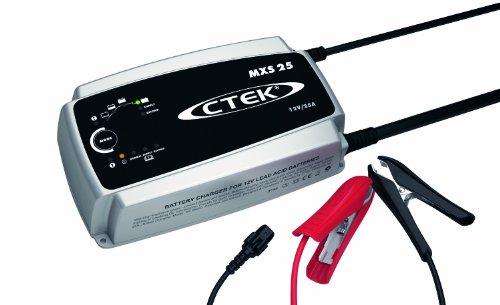 CTEK MXS 25 : chargeur de batterie 12V destiné à un usage professionnel