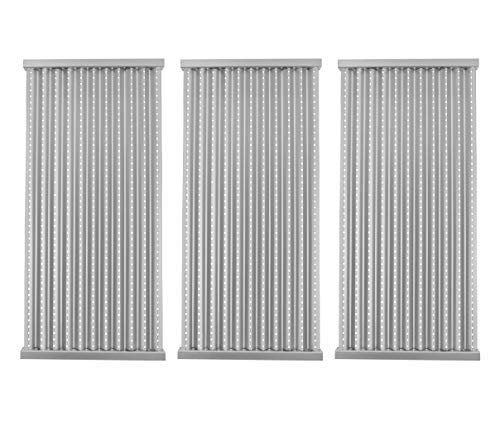 EasiBBQ Emitter Plates for Charbroil Grill 463242515, 463367016, 463242516, 466242515, 466242615, 463243016, 463367516, 466242516, 466242616, 463346017, Stainless Steel