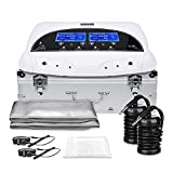 Upgraded Dual Ionic Foot Spa Detox Machine Negative Ion Detox Cleanse...