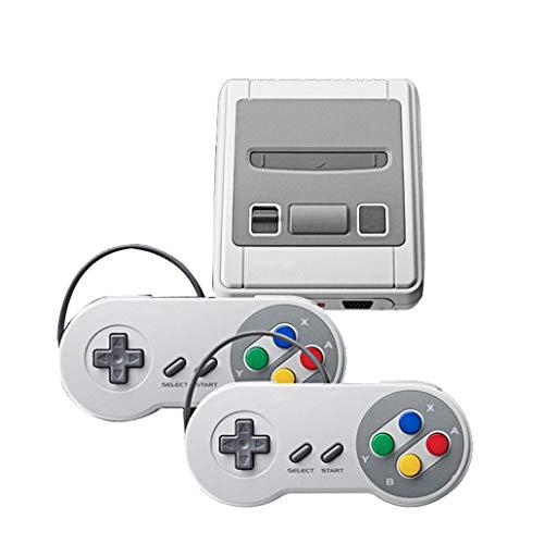 Familie Classic Mini game Konsole 2 Controller mit 621 Spielen HDIM Ausgang