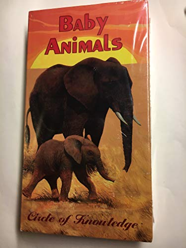 Review Of Baby Animals Circle Knowledge VHS Vintage Rare Hard to Find Collectible Home Video