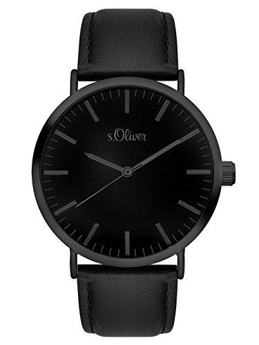 s.Oliver Time Damen-Armbanduhr SO-3374-LQ